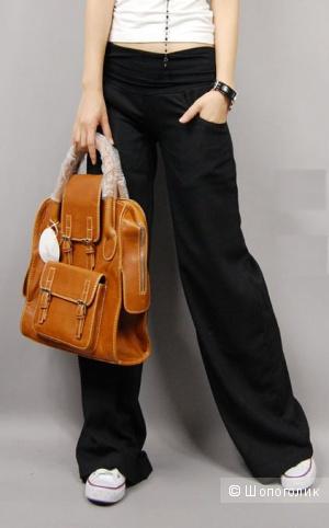 Льняные брюки бренда s.Oliver, оазмер 50-52-54
