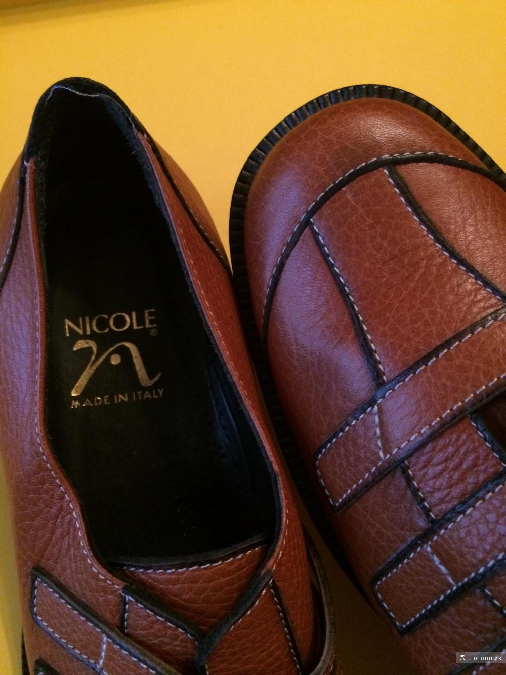 Туфли Nicole' ,размер 37