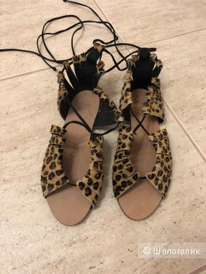 Босоножки Zara   40 размер