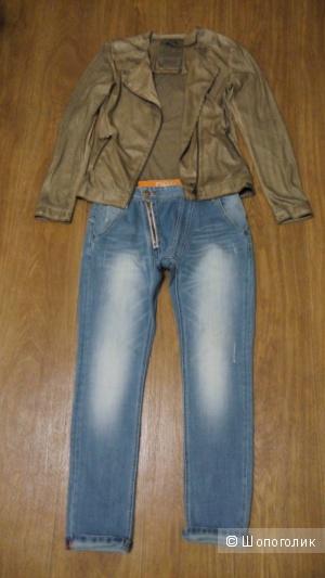 Сет   джинсы и ветровка, M.O.D. размер S