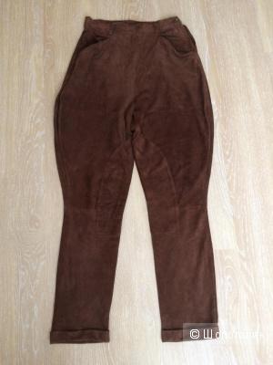 Замшевые брюки Ralph Lauren, р-р 42-44