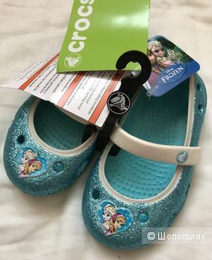 Балетки crocs С6 -23 -13,2см