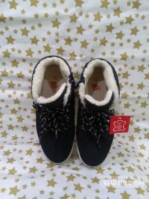 Ботинки для девочки ,32 размер, DPAM