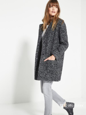 Женское пальто  R essentiel, 46-48 (M/ L)