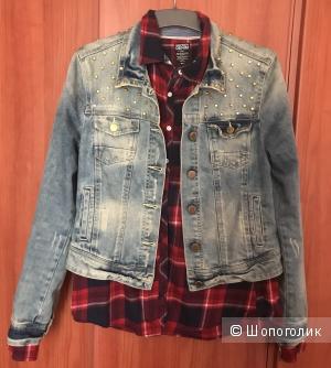 Сет: рубашка и куртка, размер M-L