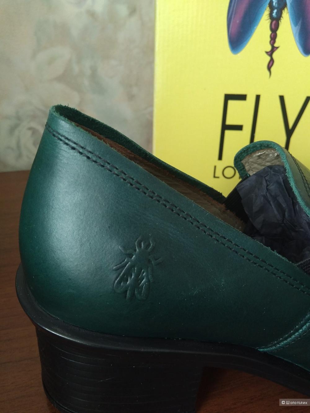Лоферы Fly London рр.38