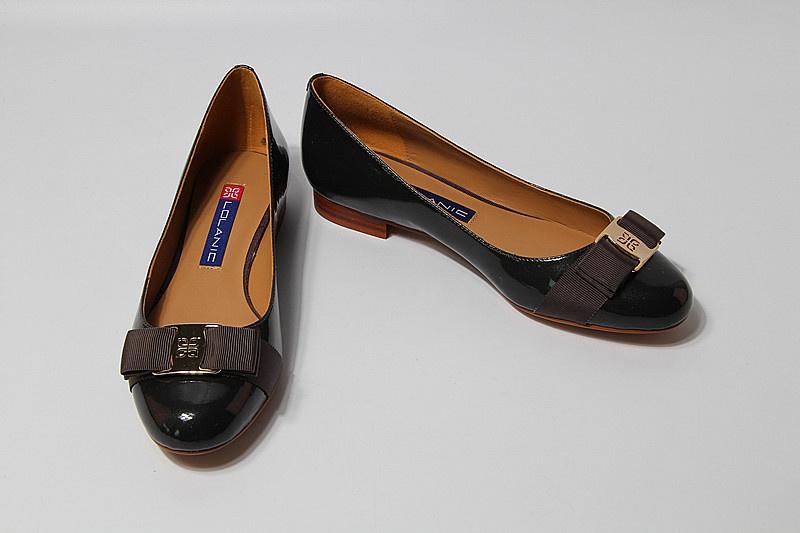 Туфли-балетки, 37 размер (235 мм)