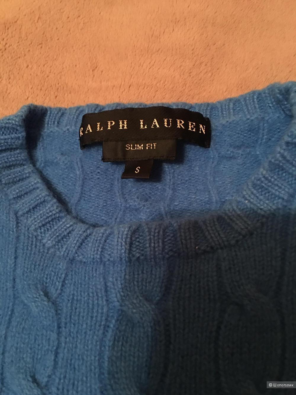 Кашемировый джемпер Ralph Lauren S