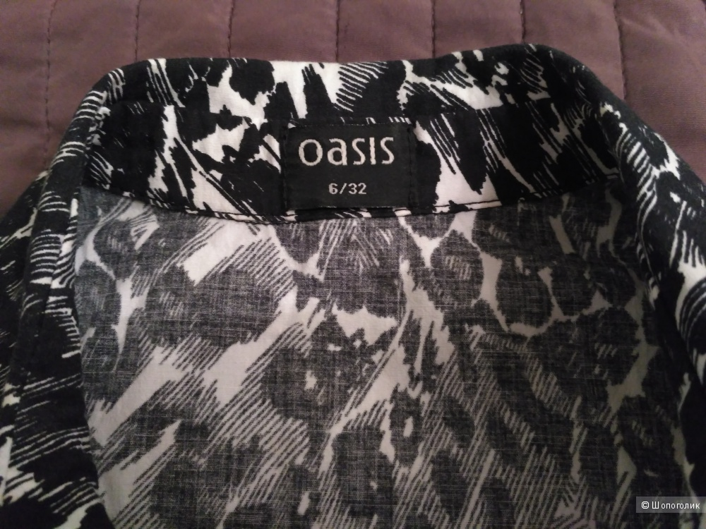 Блузка Oasis, UK6