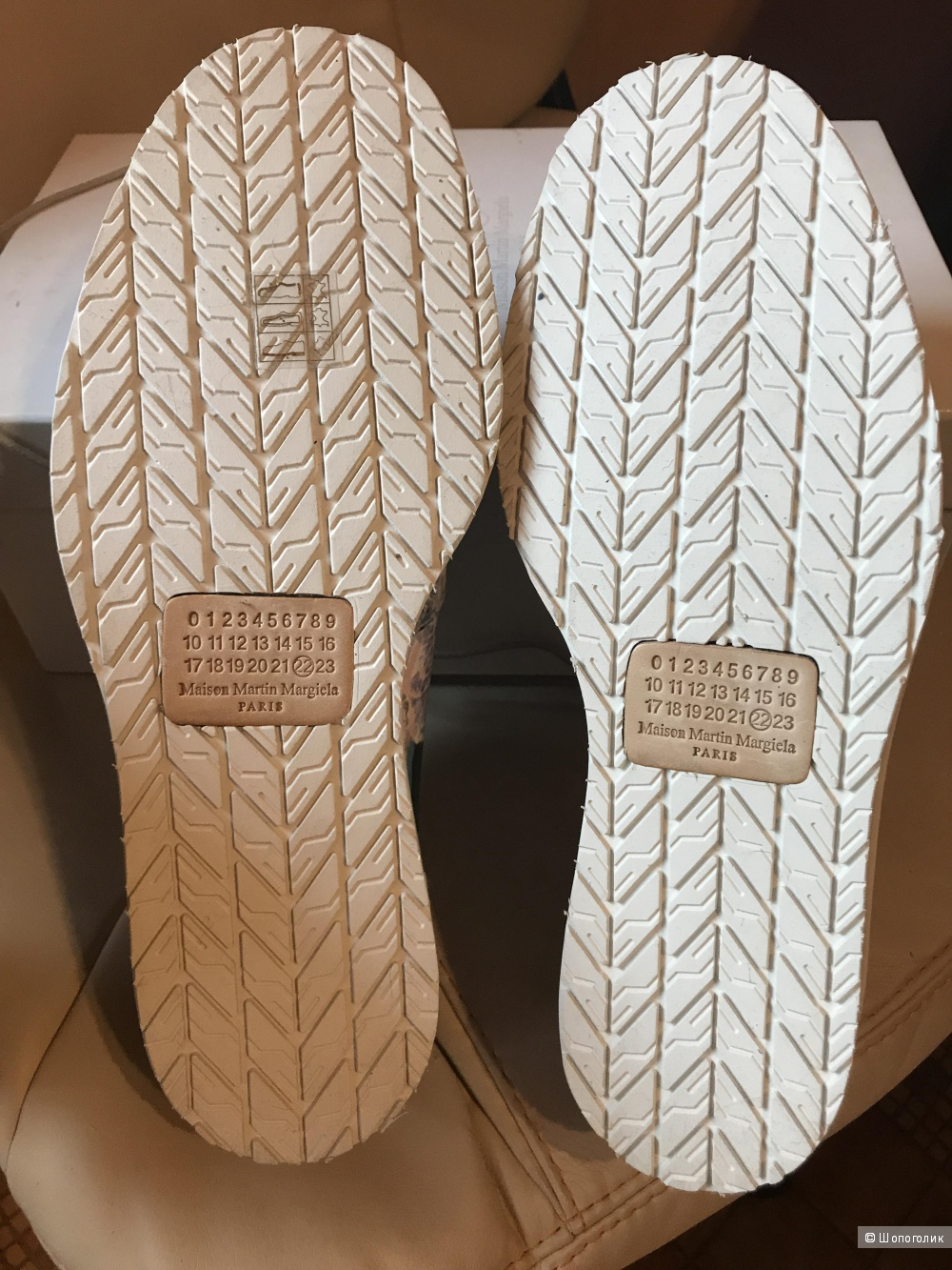 Ботинки Maison Martin Margiela 22