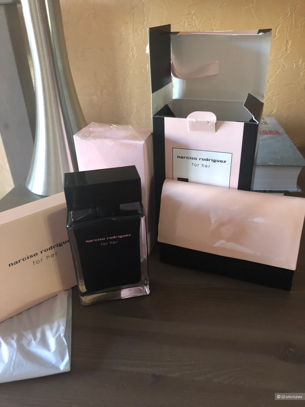 Парфюмюмерный набор Narciso Rodriguez - Narciso Rodriguez For Her, 50 мл