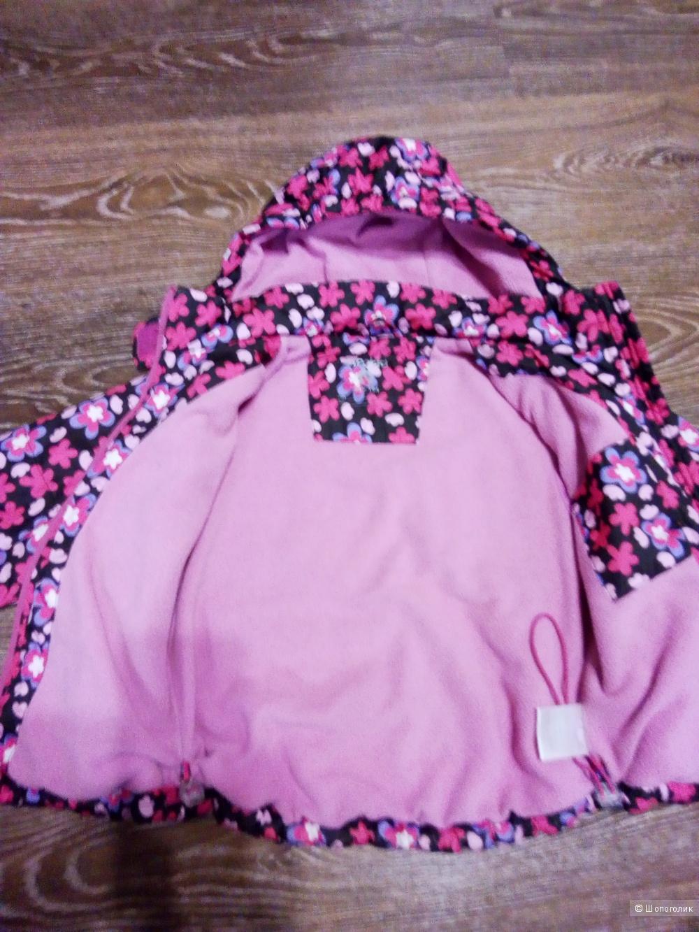 Детская куртка Crockid размер 98-104