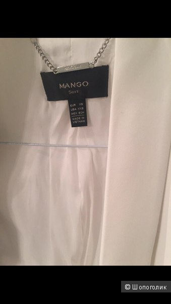 Пиджак Mango S-M