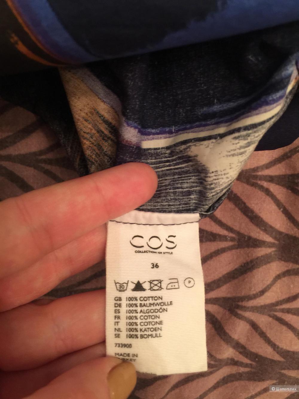 Платье фирмы Cos 36 размер