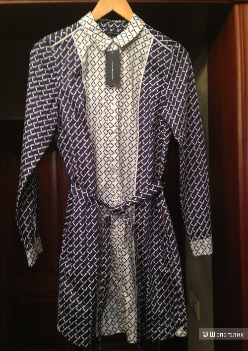 Платье-рубашка Tommy Hilfiger, размер M (44-46)