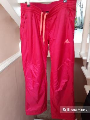 Теплые штаны Adidas  р.46-48
