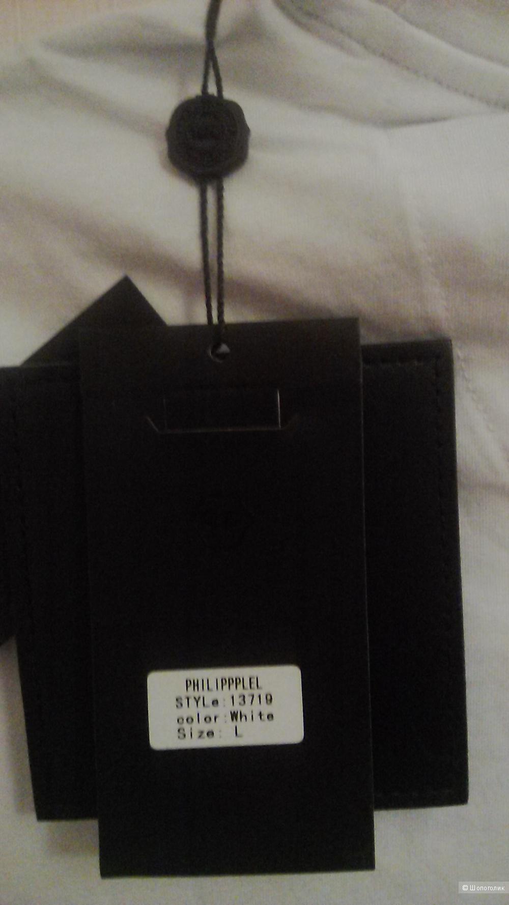 Футболка  Fhilipp  Plein   размер  XXL .