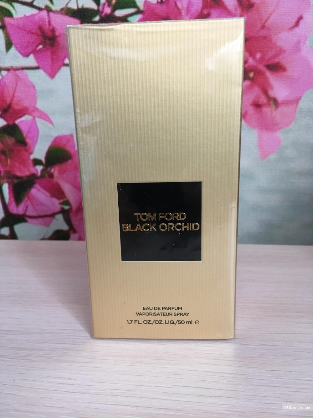 Парфюмерная вода, Tom Ford Black Orchid Eau De Parfum, 30/50 мл