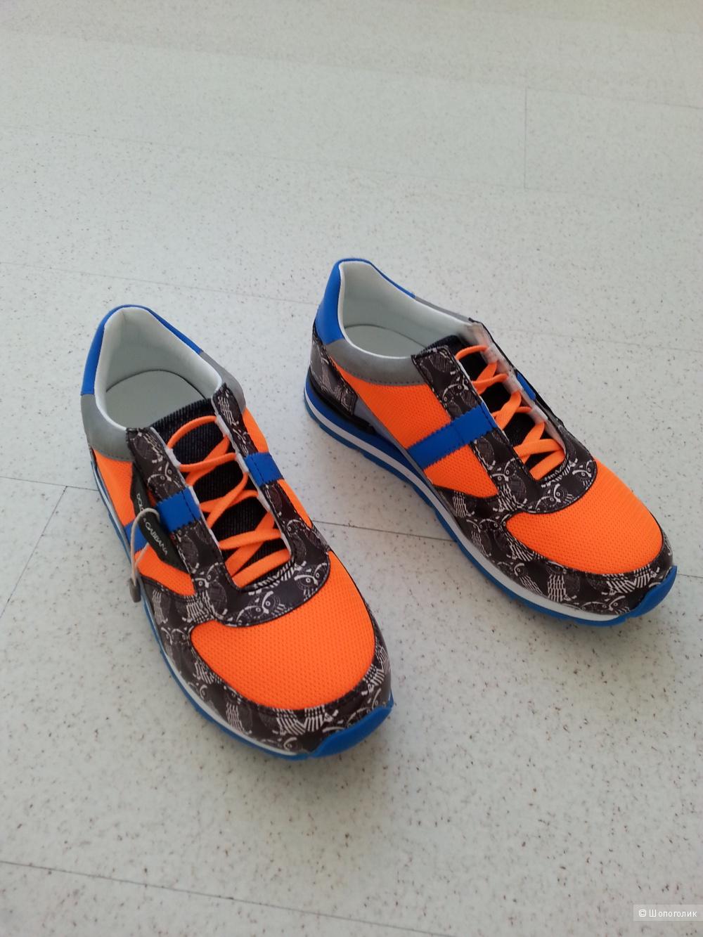Кроссовки DOLCE & GABBANA, размер 35 (Европейский)