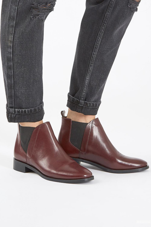 Ботинки TOPSHOP Kaiser Chelsea Boots р.40.