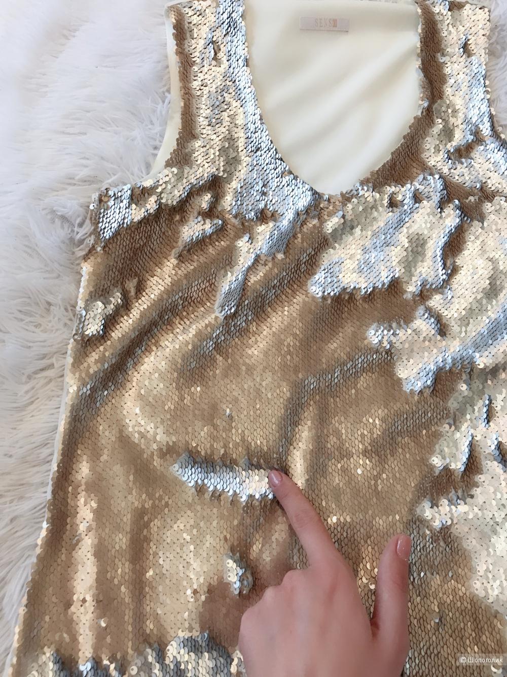 Майка Senso, леггинсы Angel&Bitches, сумка HM 44