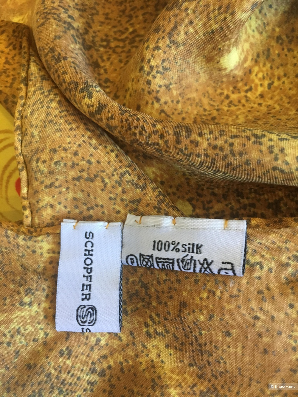 Платок Schopfer,85*85см