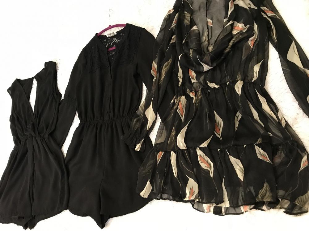 Комбинезон Abercrombie & Fitch, комбинезон event, платье three seasons 44