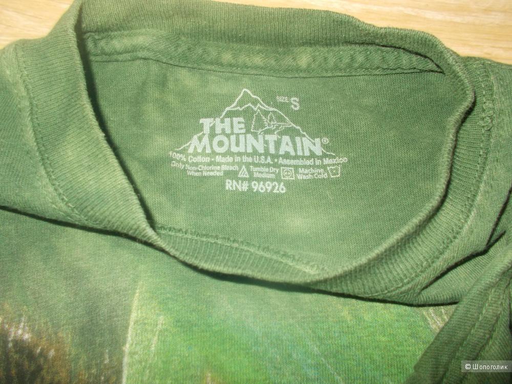 Футболка Mountain, размер S