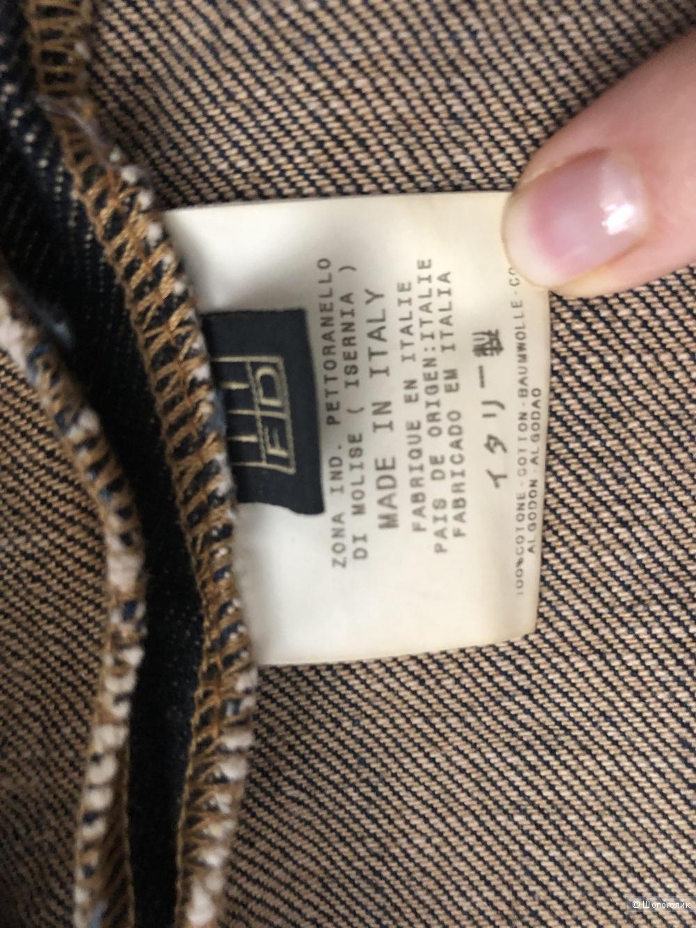 Джинсовая куртка Just Cavalli. Размер s (40-42)