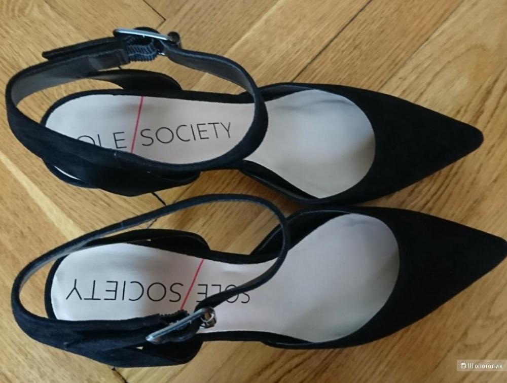 Туфли  Sole Society 39,5 размер.