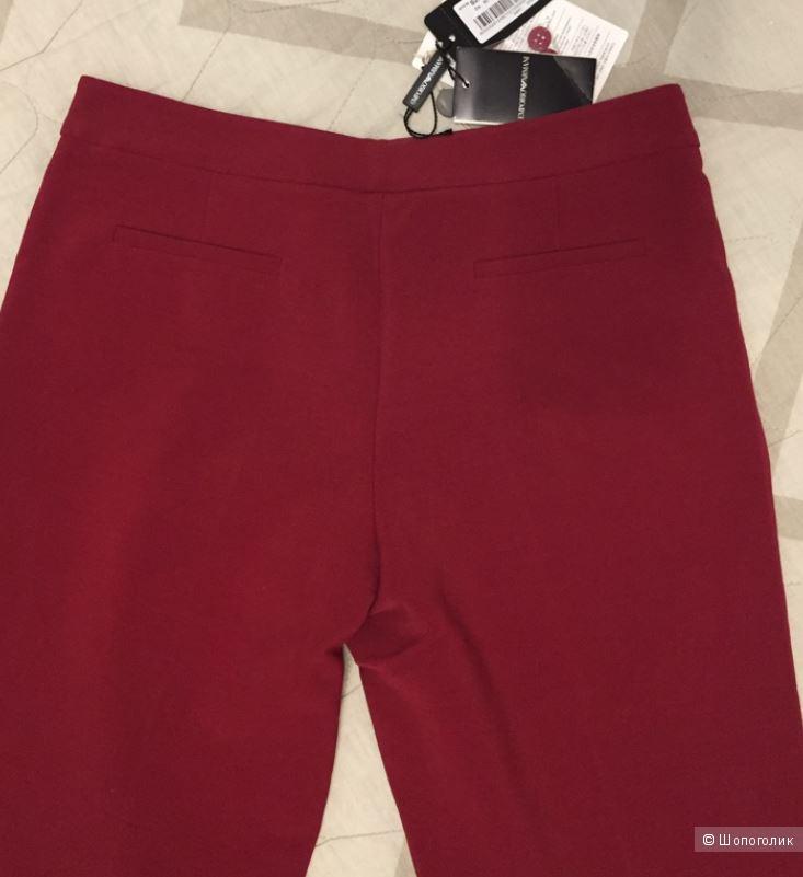 EMPORIO ARMANI брюки р.42ит