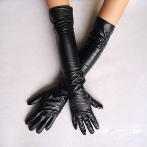 Перчатки длинные Paidanni, 6,5