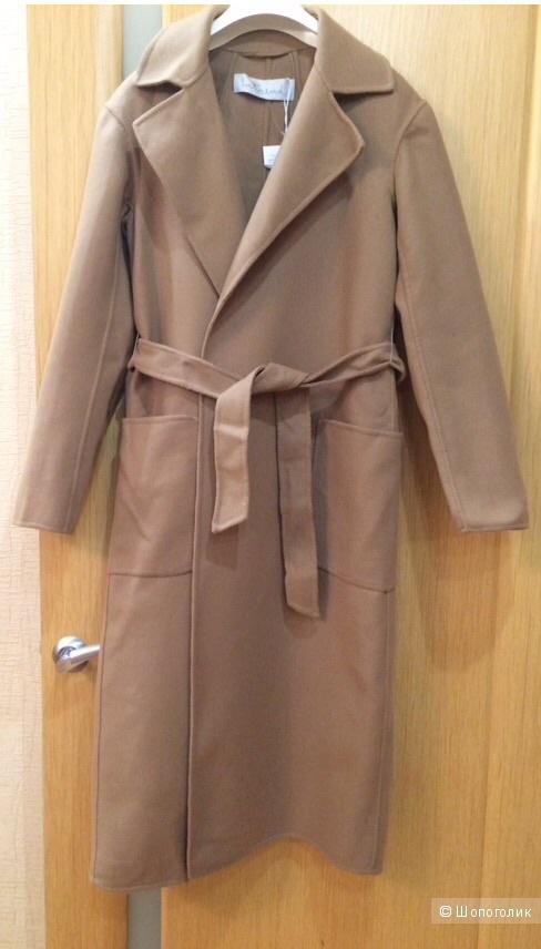 Пальто Intrend ( аутлет MaxMara) размер 40 it