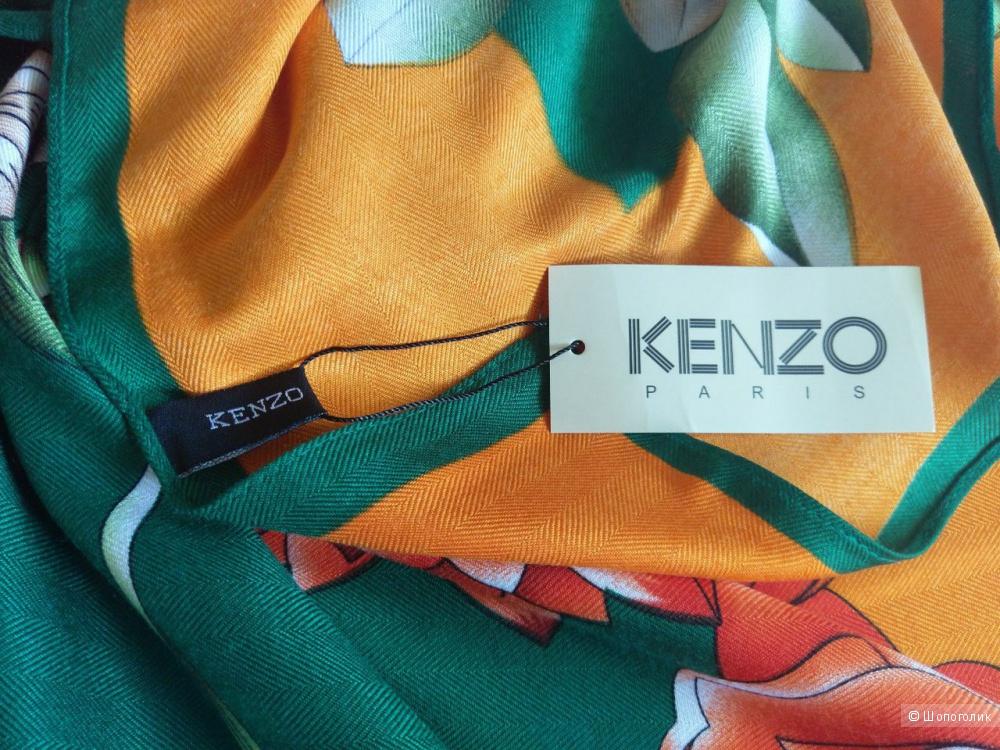Платок Kenzo, 90*90 см.