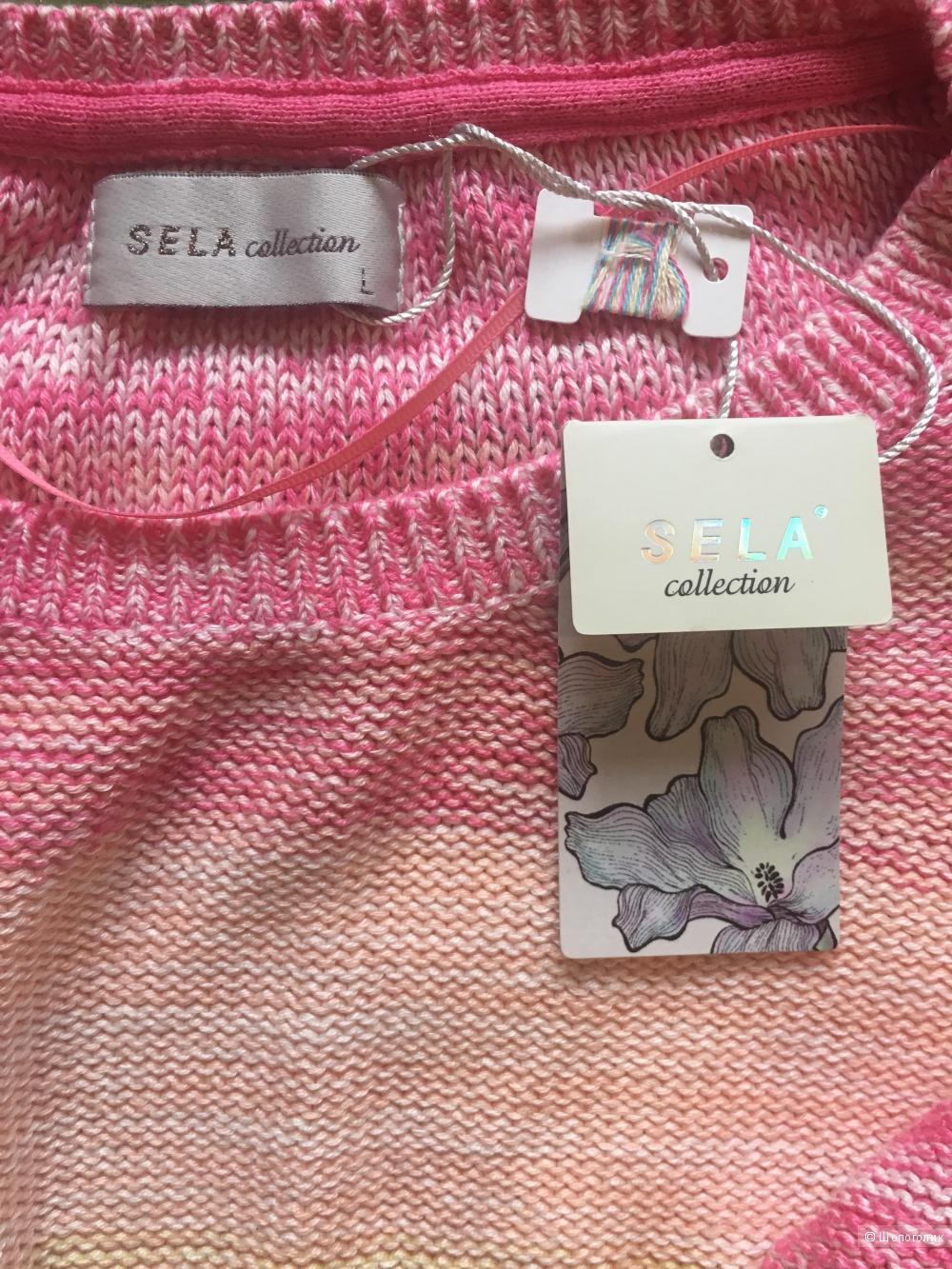 Пуловер Sela ,44-46размер
