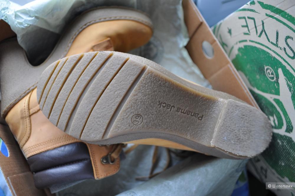 Женские ботинки Panama Jack Bianca 39