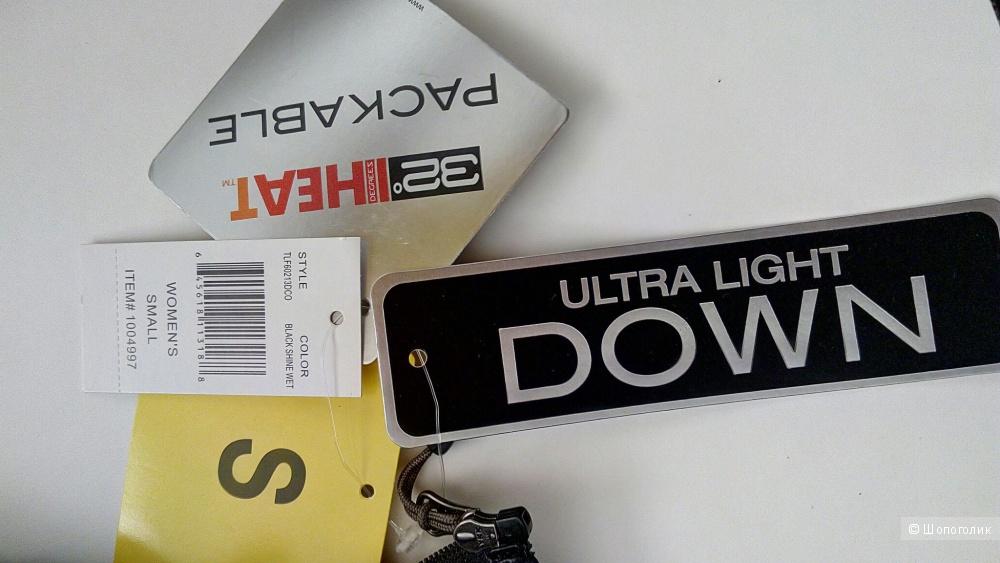 Пуховик Ultra Light Down, 32 Degrees, размер S