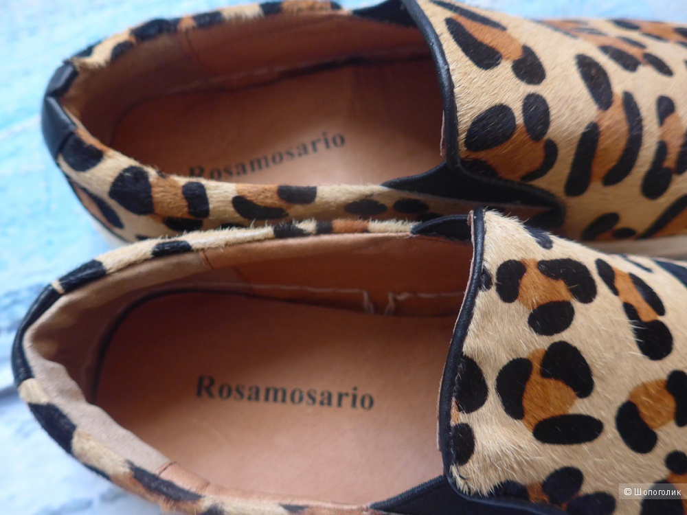 Слипоны Rosamosario , 37 размер