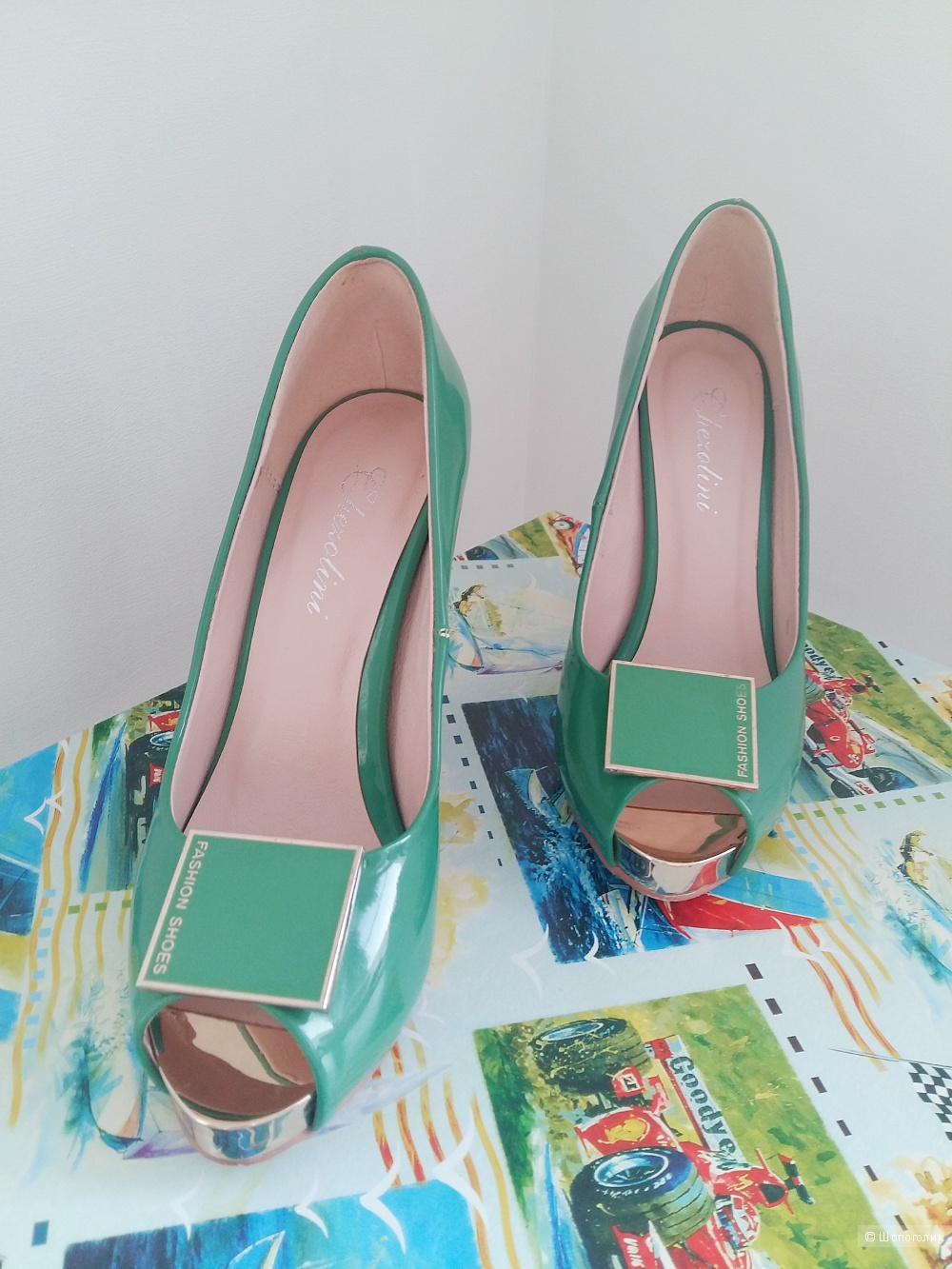 Туфли, 36 размер, Chezolini