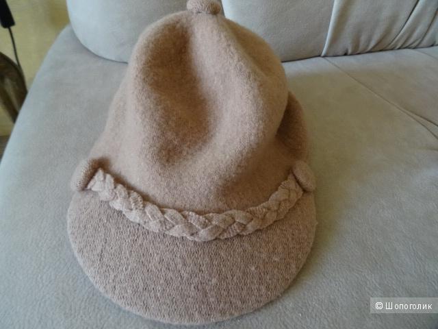 "Шляпа ""Кэп"", размер  55-56"