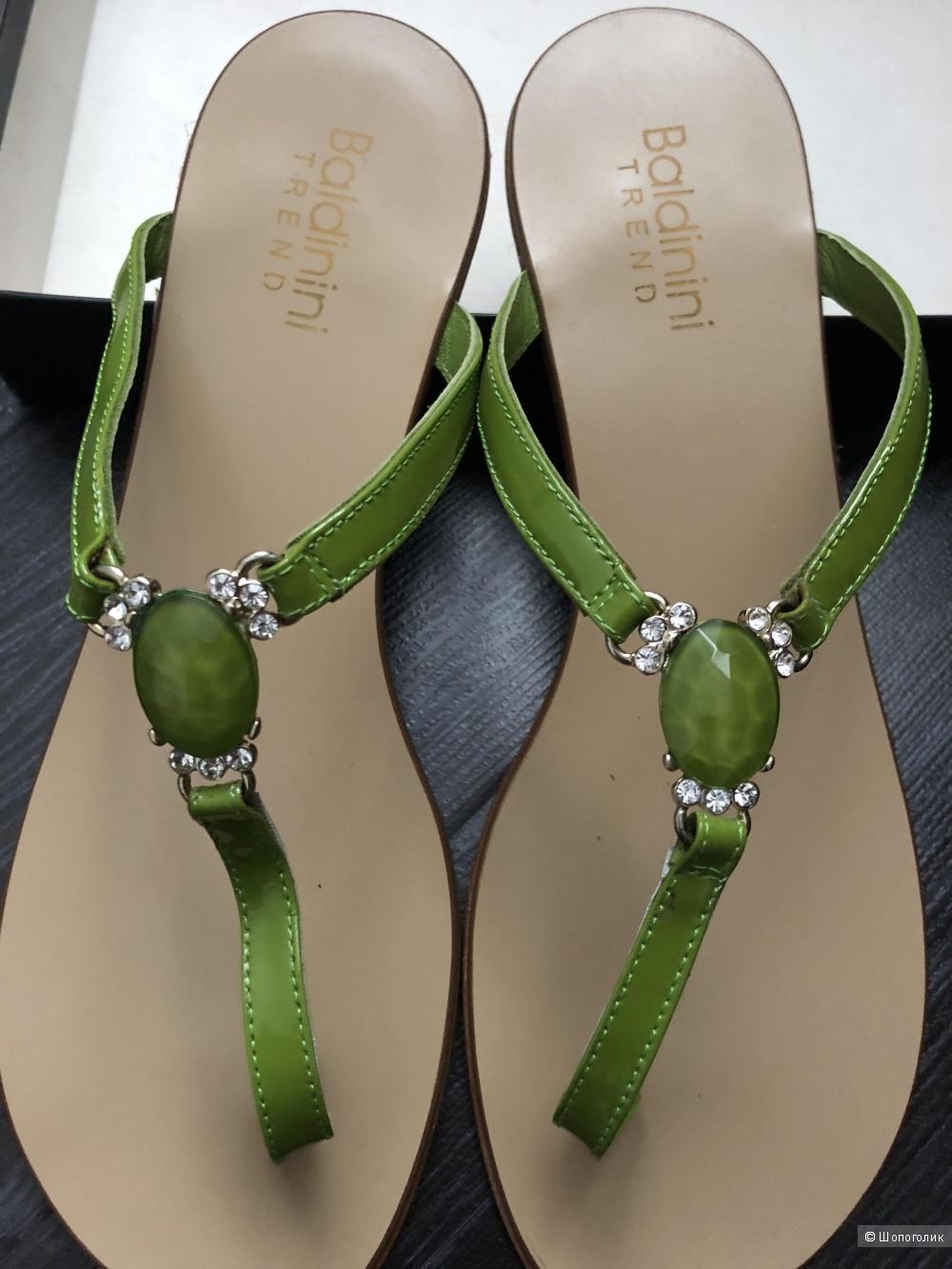 Босоножки сандалии Baldinini. Размер 37-38