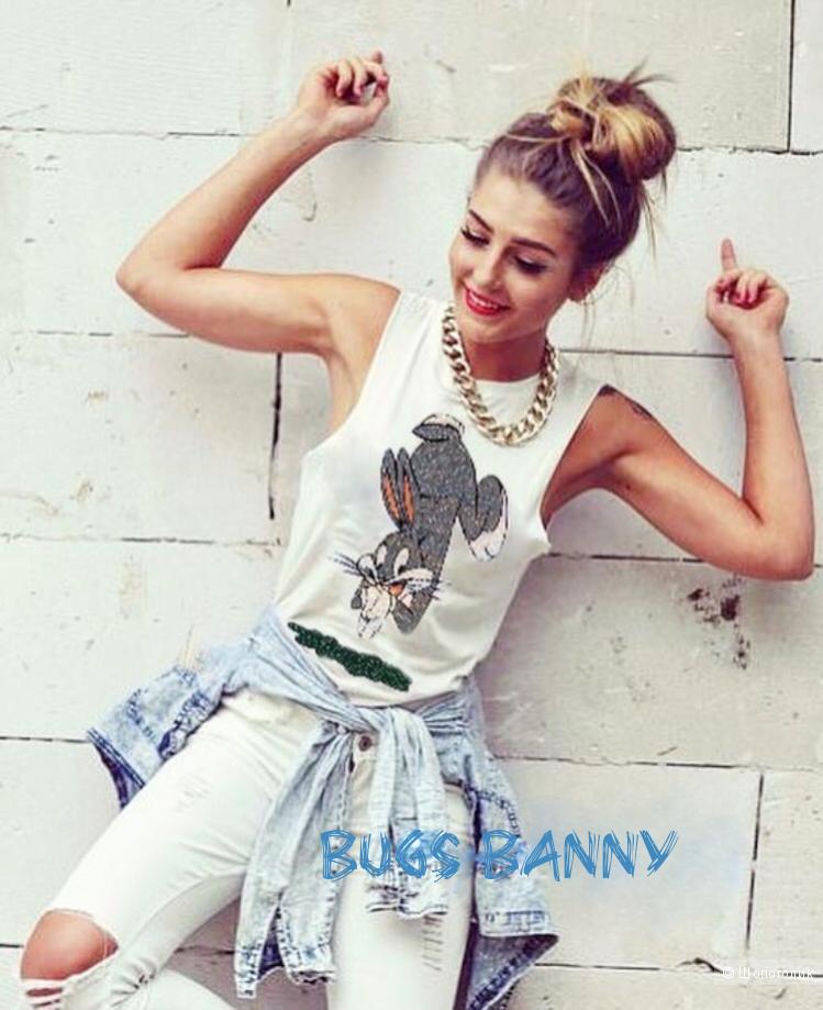 Майки Bugs Bunny, S