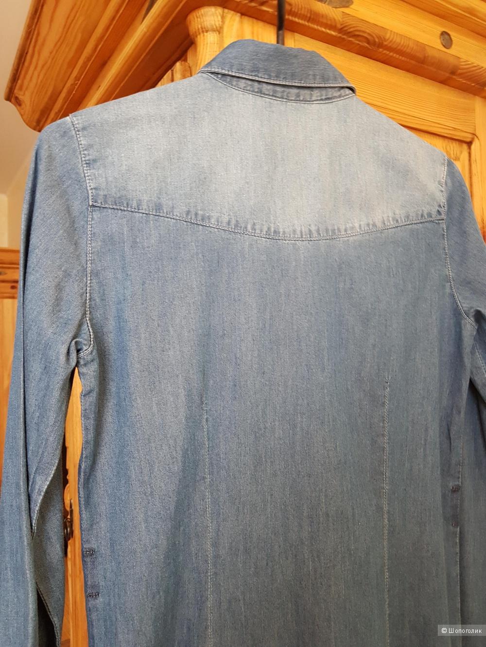 Джинсовое платье R essentiet, размер 42