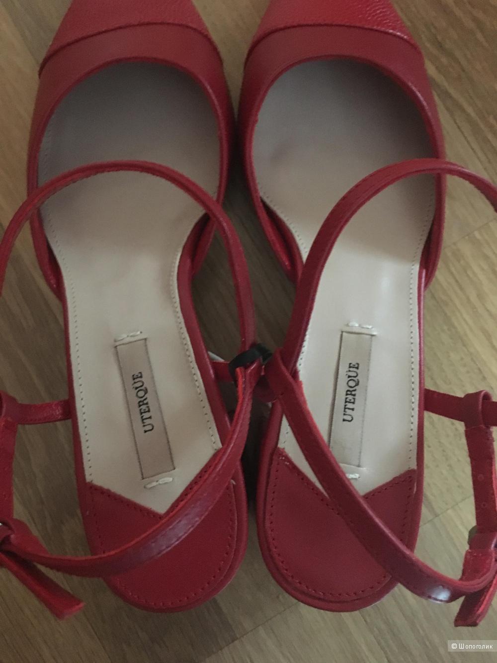 Туфли Uterque размер 38 (EU)