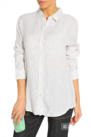 Блузка-рубашка TOMMY HILFIGER, размер 42