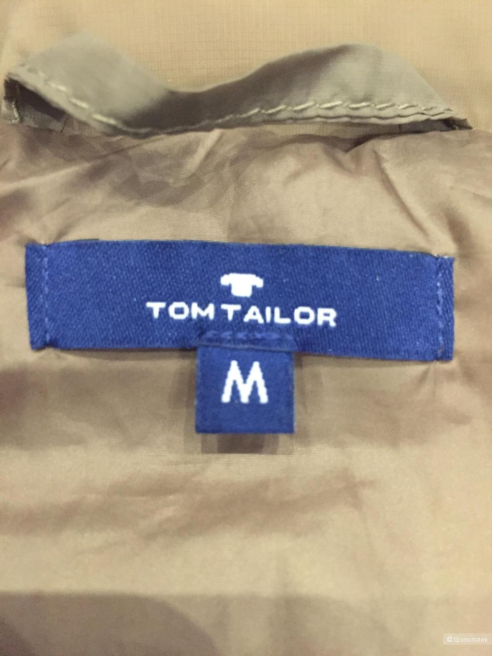 Утеплённый жилет Tom Tailor р М