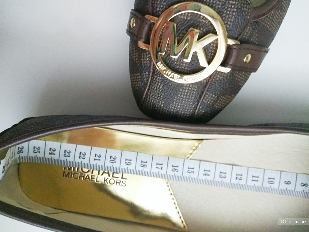Мокасины Michael Kors, 39 размер