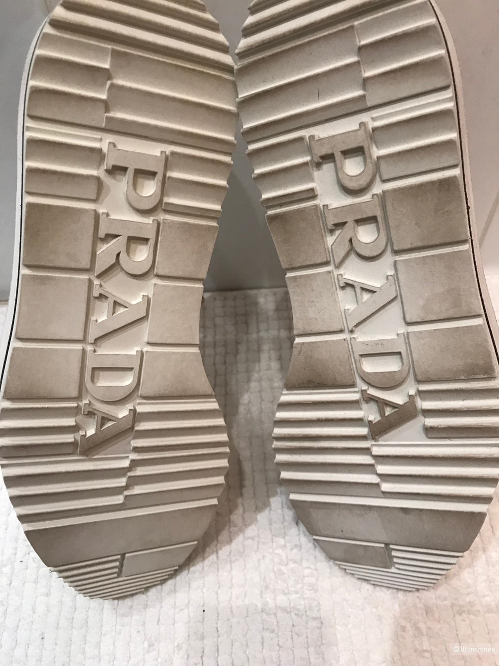 Ботинки Prada 40-41 р.
