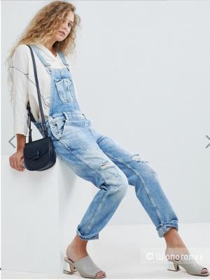 Джинсовый комбинезон Pepe Jeans, размер S