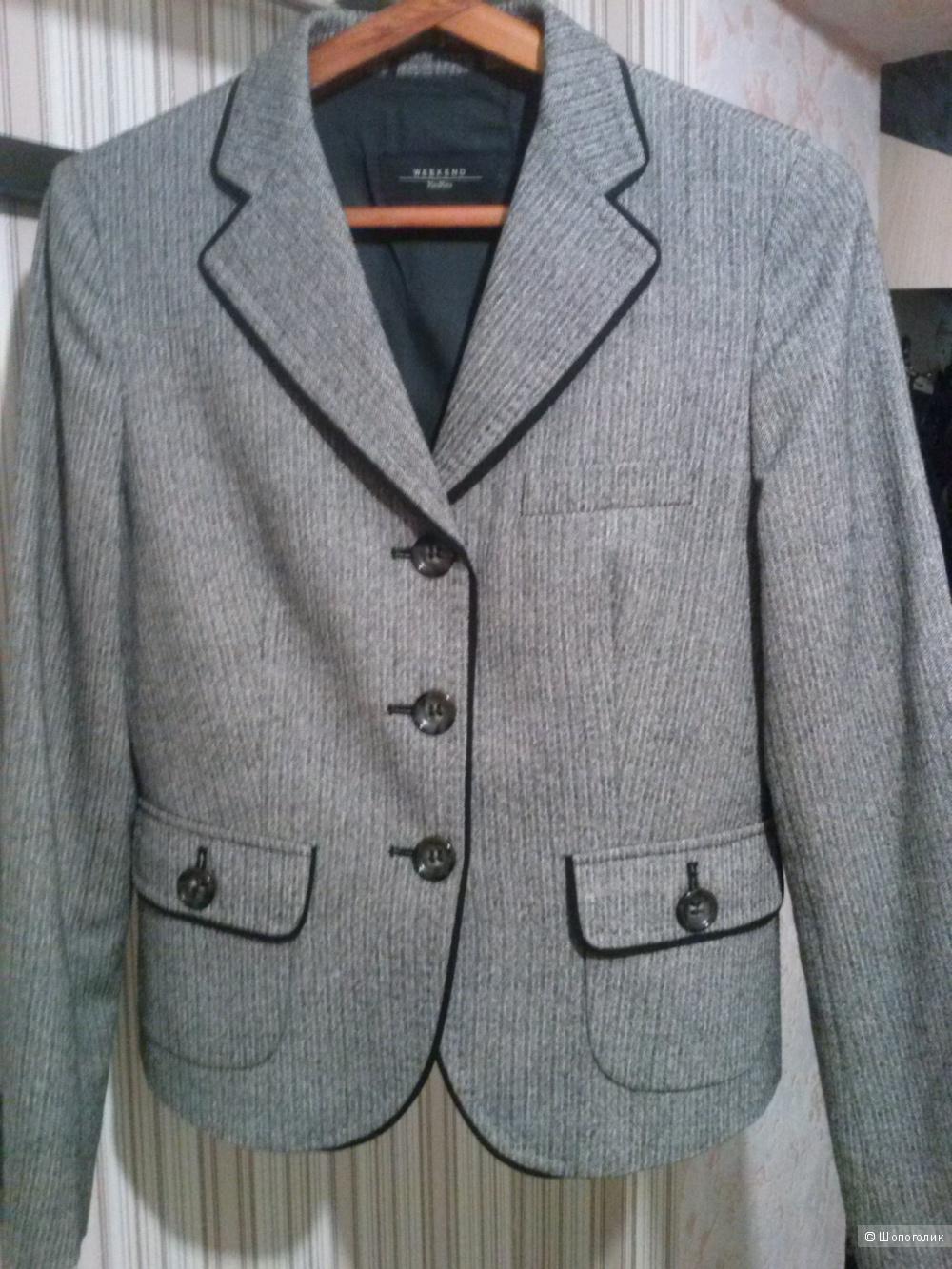 IШерстяной пиджак Max Mara, 44it.